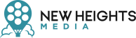 New Heights Media Retina Logo